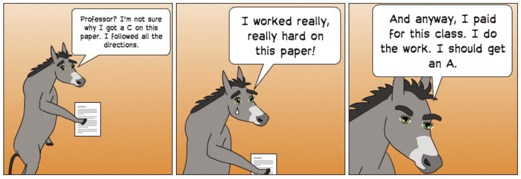 All Donkey panels